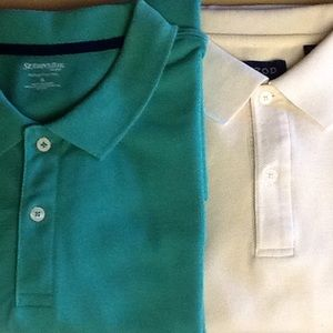 St. John's Bay and IZOD Polo Shirts, Size XL